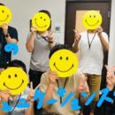 笑いのコミュニケーションスクールの講座の風景