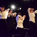More Dance Crewの講座の風景