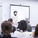 まちを編集する人々をつなぐ研究所の開催する講座の風景