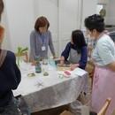 tamasavon手作り石けん教室の講座の風景
