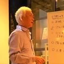 放送作家が教えるタダでテレビに取り上げられる方法の講座の風景