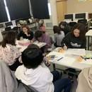 心にゆとりがあるママの子育て教室の講座の風景