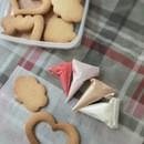 浅草のアイシングクッキー教室ヒフミヤの講座の風景