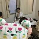 松本典子セラピールームの講座の風景