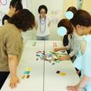 人生が変わる!色とデザイン・お洒落のヒミツ教えますの講座の風景