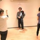 古武術「甲州流柔術」&「新宿護身術スクール」の講座の風景