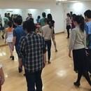 Dançarinos Clubの講座の風景