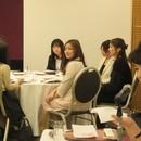 エレガントマナーズジャパンの講座の風景