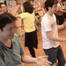 💚心のストレッチ ダンス コミュニケーション体験の講座の風景