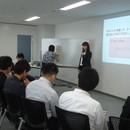 博報堂マーケティングスクールの開催する講座の風景