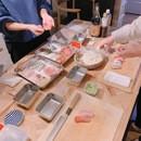 握り寿司パーティが開けちゃう?寿司の握り方講座☆の講座の風景