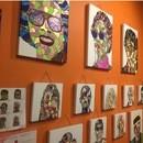 イワミズアサコキメコミアートスクールの講座の風景