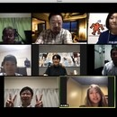 【zoom】コミュニケーションスキル向上体験会の講座の風景