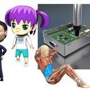 【オンライン講座】映像、3DCGを学ぼう!の講座の風景