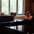 ピアノで新しい自分発見サポート、音楽で幸せを味わうの講座の風景