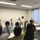 心が育つIQ絵本講座(読み方実践編)90分の講座の風景