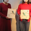 栗庵(りつあん)水墨画教室-東京教室・四街道教室の講座の風景