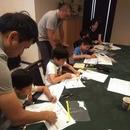Manaboo‼ 小・中学生の親子向けマネー講座の講座の風景