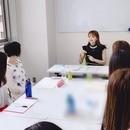 ツヤ美肌を叶える、オトナ女子の食育学校の講座の風景