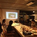 薬草ハーブケア伝道師の教室の講座の風景