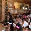 おやこカフェの開催する講座の風景