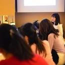 日本神社まなび協会 神社まなびばの講座の風景