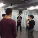 Field Of Acting (表現の場)の講座の風景