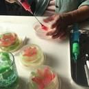 お菓子&アート教室HAPPINESSの講座の風景