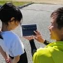 少人数の個別指導で誰でも楽しく上達できる走り方教室の講座の風景
