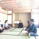 心と身体をスッキリ整える!お坊さんの瞑想レッスンの講座の風景