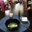 有結流ゆいテーブル茶道教室の講座の風景
