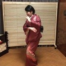 日本の美 花崎流地唄舞教室の講座の風景