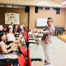 ⭐自宅で始める世界一優しいオンラインマジック教室⭐の講座の風景