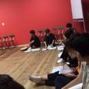 演劇初心者歓迎 期間限定劇団 座・大阪市民劇場の講座の風景