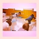 yoga base galetteの講座の風景