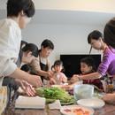 食育教室good food,good lifeの講座の風景