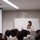 現役アナウンサーが教える「英語」と「話し方」の講座の講座の風景