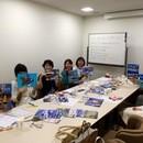 志麻ヒプノ・ソリューションの開催する講座の風景