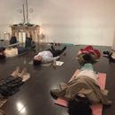 呼吸で心と体を変えていく ブレスワーク体験@東京の講座の風景