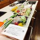 キッチンおおざっぱ糖質オフ料理教室(糖質制限ロカボの講座の風景