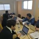 「TECH::Survivor」教室の講座の風景
