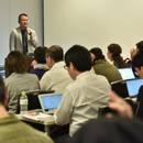 webを育てる活用、運用方法を学びましょうの講座の風景