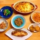 和食キッチンしのぶの講座の風景