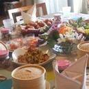 家庭料理のプロと!今日の夕食五色で丸ごとお任せ‼の講座の風景