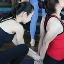 Yoga Studio Sayuriの講座の風景