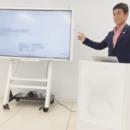 あなたのビジネスと一緒に走る中小企業診断士の講座の風景