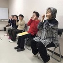語り力アップ講座(絵本・物語・昔話・詩など)の講座の風景