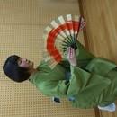 手ぶらではじめる日本舞踊の講座の風景