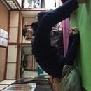 猫背サヨウナラ!美姿勢キープヨガ。の講座の風景