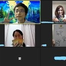 日本オラクルカードリーディング協会の講座の風景